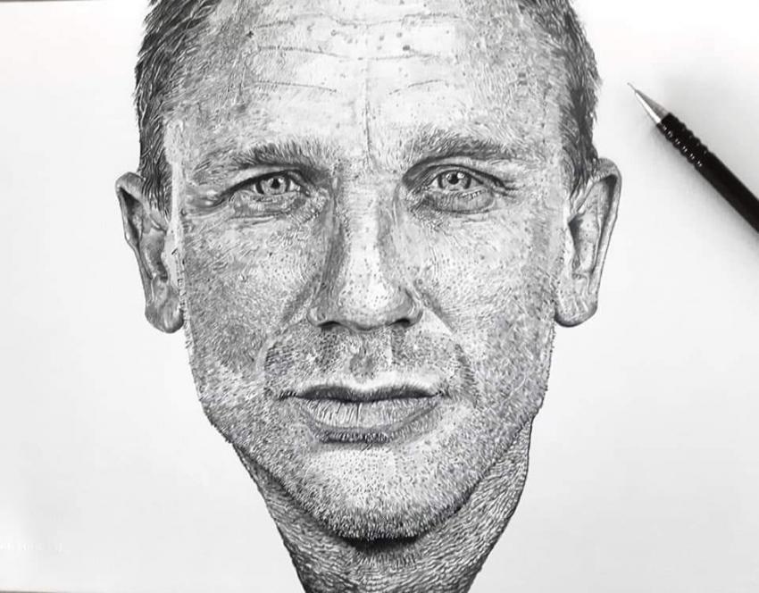 Daniel Craig por fasterfive